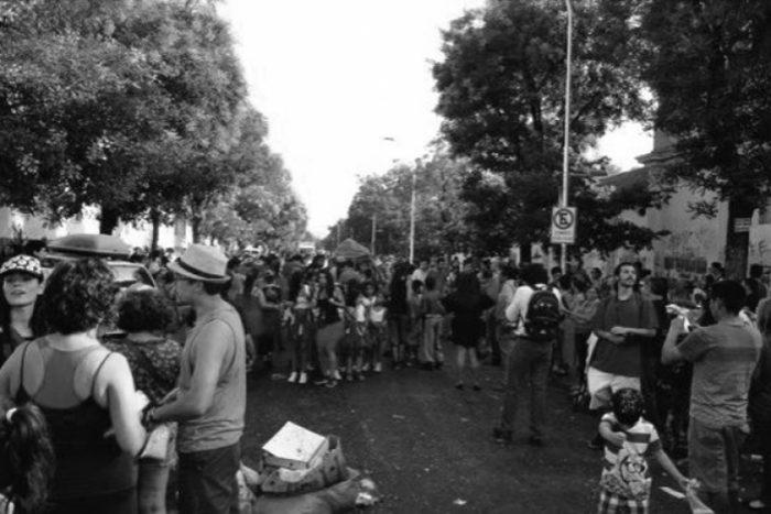 Ruta del Canto de Barrio Yungay