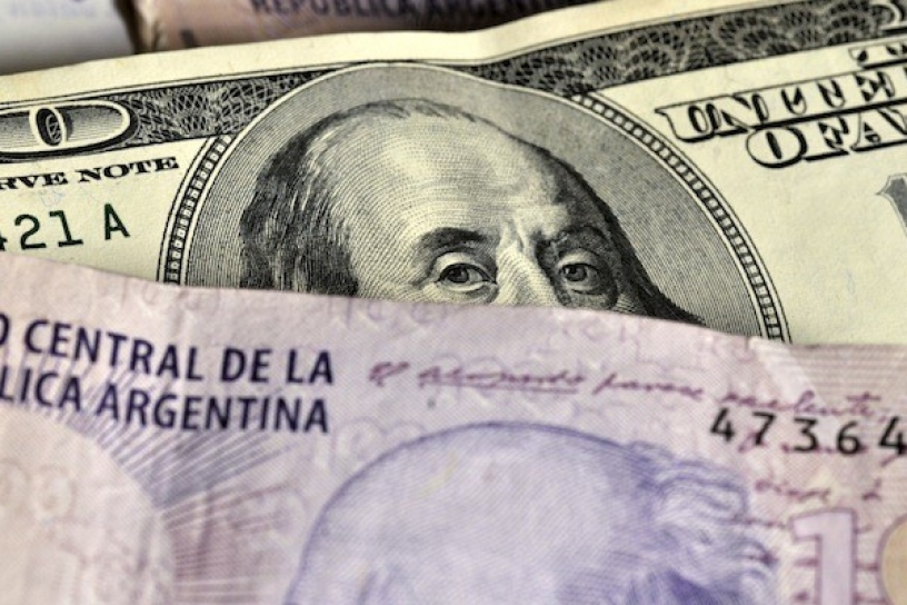 dolar to peso argentino