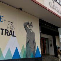 Con variadas actividades celebra los 70 años del Premio Nobel de Gabriela Mistral