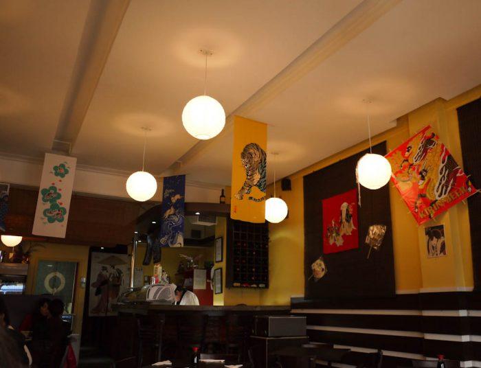 """Placeres Capitales: Bar Restaurante """"Goemon"""", una teletransportación a Japón"""