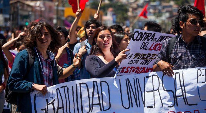 La paradójica gratuidad universitaria que dejó el Gobierno de Bachelet