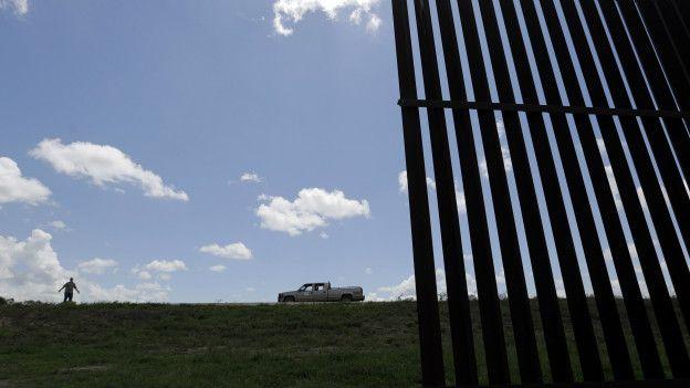 La construcción de un muro que separe Estados Unidos y México es una de las promesas electorales de Trump.