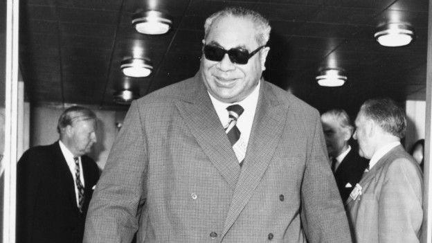 El rey Tupou IV, quien falleció en 2006, mantiene el récord Guinness por haber sido el monarca más grande del mundo.