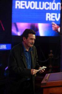 Miercoles 20 de enero 2016 El panelista Edwy Plenel. realiza el Panel 6 llamado Revolucion digital revolución democrática¡