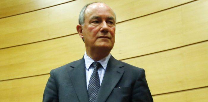 Enrique Barros, nuevo presidente del CEP, defendió a Don Pollo por colusión y su estudio lleva causa de SMU