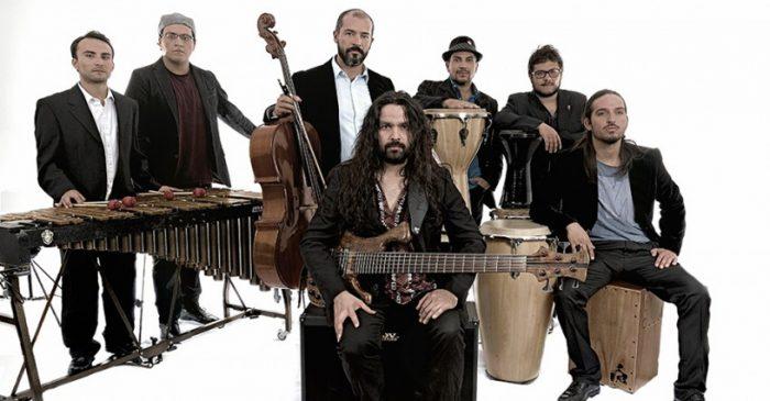 1er Encuentro de Varguardia y Jazz Contemporaneo en Teatro Nescafé de las Artes, 20 de enero