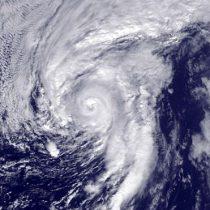 Alex, el inusual huracán causado por El Niño que sorprende a los científicos