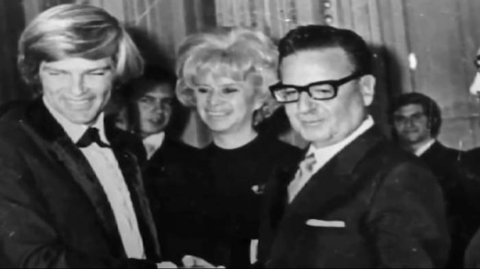 """""""El gringo rojo"""", la historia del atípico cantante estadounidense que apoyó a la UP"""