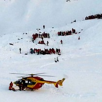 Dos adolescentes y un esquiador ucraniano mueren tras avalancha en Los Alpes franceses