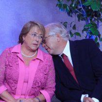 La Moneda comienza 2016 con el oficialismo apuntando al petit comité de Bachelet por crisis con Burgos