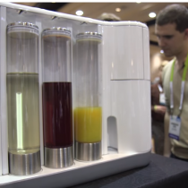 ¿Así se beberá en el futuro? Innovaciones para el mundo del alcohol en CES 2016