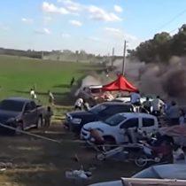 [Video] Difunden nuevas imágenes sobre accidente en Rally Dakar 2016