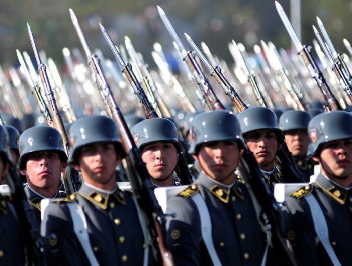 Renovación de los altos mandos de las Fuerzas Armadas