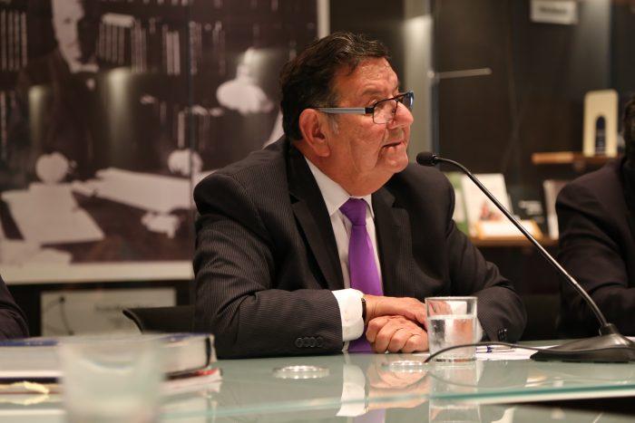 """Senador Quinteros por cambio de gabinete: """"La actividad política no se improvisa"""""""