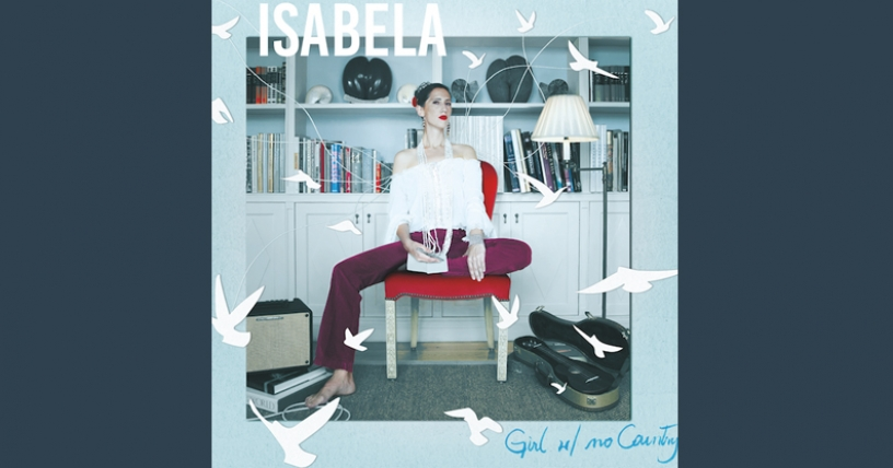 "Isabela, revelación del pop nacional, lanza su primer disco ""Girl With No Country"""