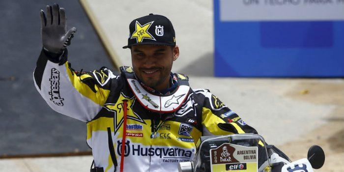 Se acabó: Pablo Quintanilla abandonó el Dakar