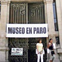 Mineduc entra como garante para levantar paro de la Dibam y superar primera crisis del Ministerio de las Culturas
