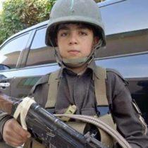 Talibanes asesinan a menor de 10 años que combatía contra ellos