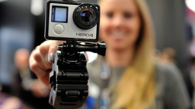 La cámara GoPro Hero 4 será uno de los pocos modelos que la marca seguirá vendiendo.