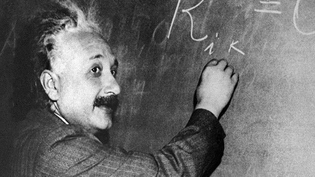Hace 100 años Albert Einstein propuso la existencia en la Tierra de las ondas gravitacionales.