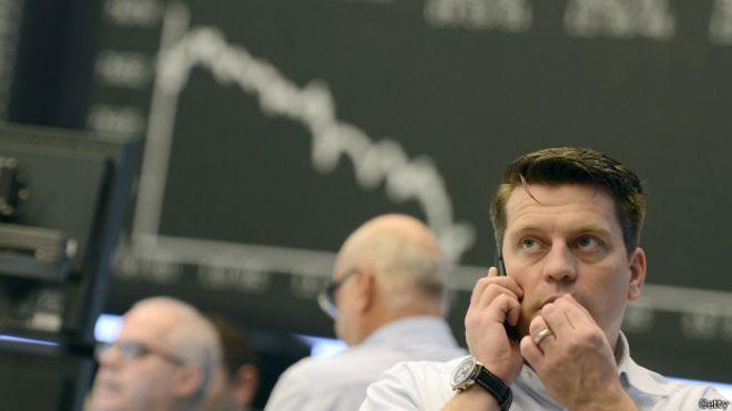 Hay quien cree que el superávit público alemán está siendo un problema para la zona euro.