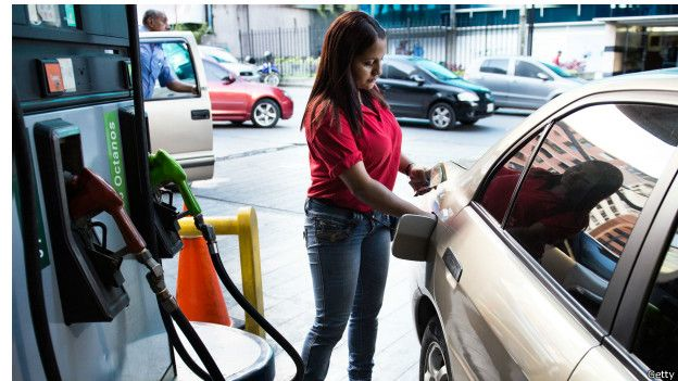 A pesar del aumento, la gasolina venezolana de 91 octanos sigue siendo la más barata del mundo.