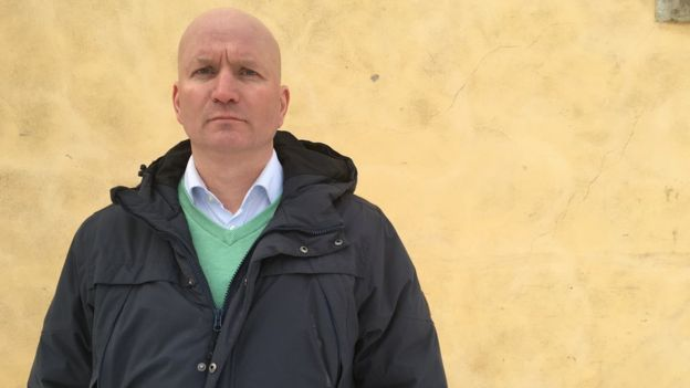 Joakim Martell cree que Suecia debe ir más allá de la creación de una unidad de batalla en Gotland.