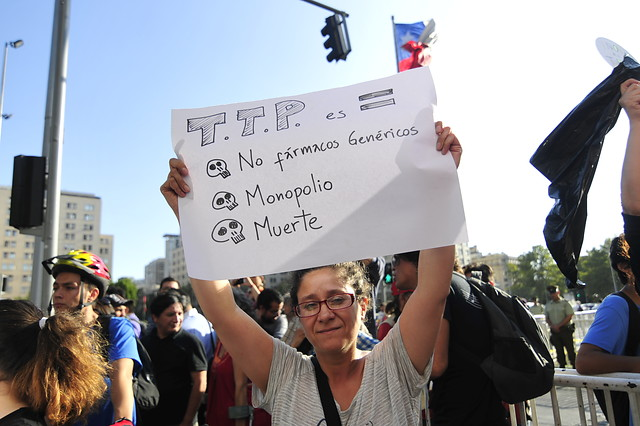 Tres propuestas frente al TPP