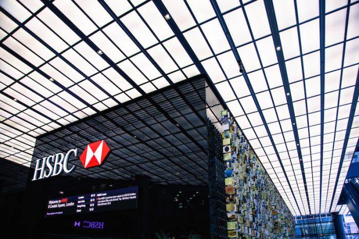 HSBC sufre una caída del 89,67% en sus beneficios de 2016