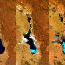 Satélite confirma desaparición del segundo lago más grande de Bolivia