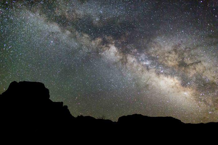 Una nueva forma de ver la Vía Láctea