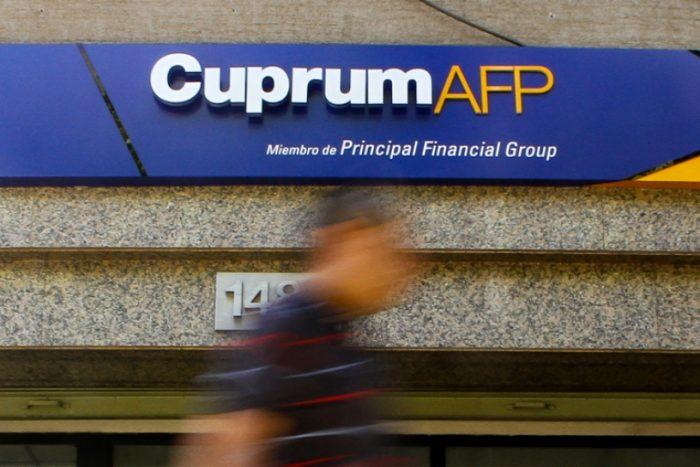 """Cuprum insiste en que las AFP deben administrar el 4% adicional: """"Si se crean nuevas entidades implicará un costo adicional para usted"""""""