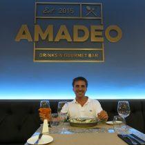 La pasión y sabor de Francisco Mandiola, un chef a punto