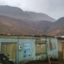 [Galería] 140 familias damnificadas en Camiña por aluvión provocado por el desborde del río