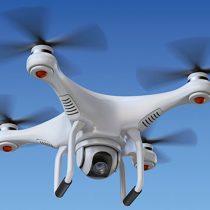 [Video] Encuentro cercano del tercer tipo: ¿cómo reacciona un chileno al enfrentarse 'de golpe' con un drone?