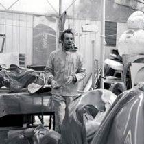 Exposición de Benjamín Ossa, 10 de marzo, en Galería Artespacio