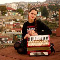 Concierto de Pascuala Ilabaca, 24 de febrero, en Puerto Montt