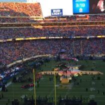 [Video] ¿Cómo se montó el escenario de Super Bowl 50 mientras veíamos los comerciales?