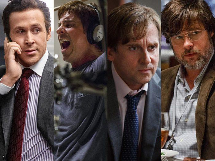 Wall Street y la crisis subprime se ganan un Oscar: mejor guión adaptado a
