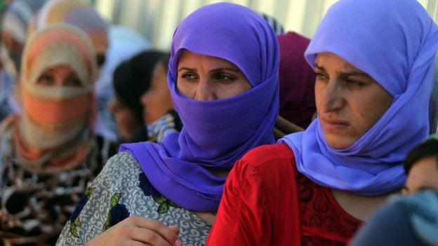 Todavía se cree que hay miles de mujeres yazidíes secuestradas y abusadas por Estado Islámico.
