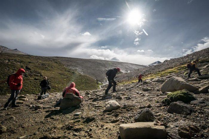 Crónica: Tras el rastro de los últimos dinosaurios en la Patagonia chilena
