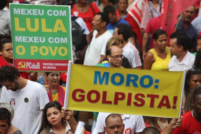 Guerra entre el Gobierno y la Justicia alimenta caos político en Brasil
