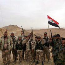 Ejército sirio asegura haber recuperado estratégica ciudad de Palmira de manos de Estado Islámico