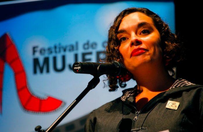 Antonella Estévez, directora del FEMCINE