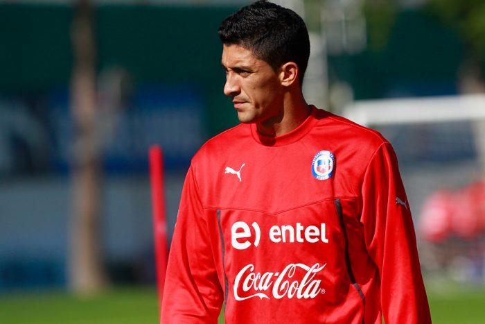 Una lesión impedirá que Pedro Pablo Hernández sea citado por Pizzi