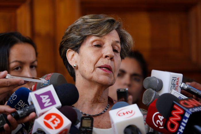 Presidentes de la Nueva Mayoría salen a criticar discolaje de Burgos en proyecto de aborto:
