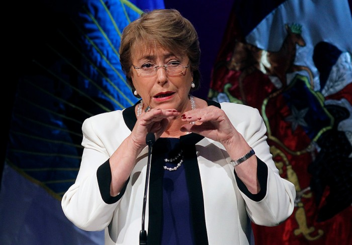 Bachelet en clave horizontal: