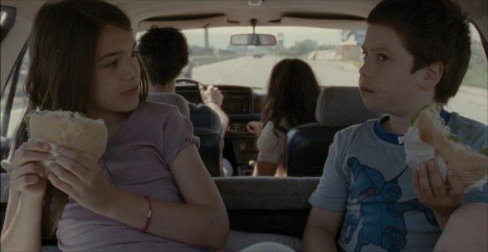 """Película """"De jueves a domingo"""" de Dominga Sotomayor. Ganadora de la sección oficial 2012 de FicValdivia"""