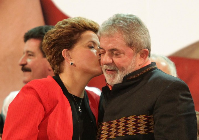 Movida de Dilma de poner a Lula como jefe de gabinete remece mercados