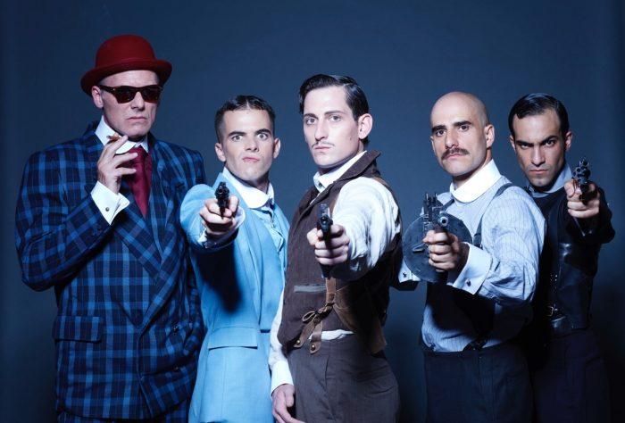 Comedia musical de Bertolt Brecht revive a los gángsters de los años 20